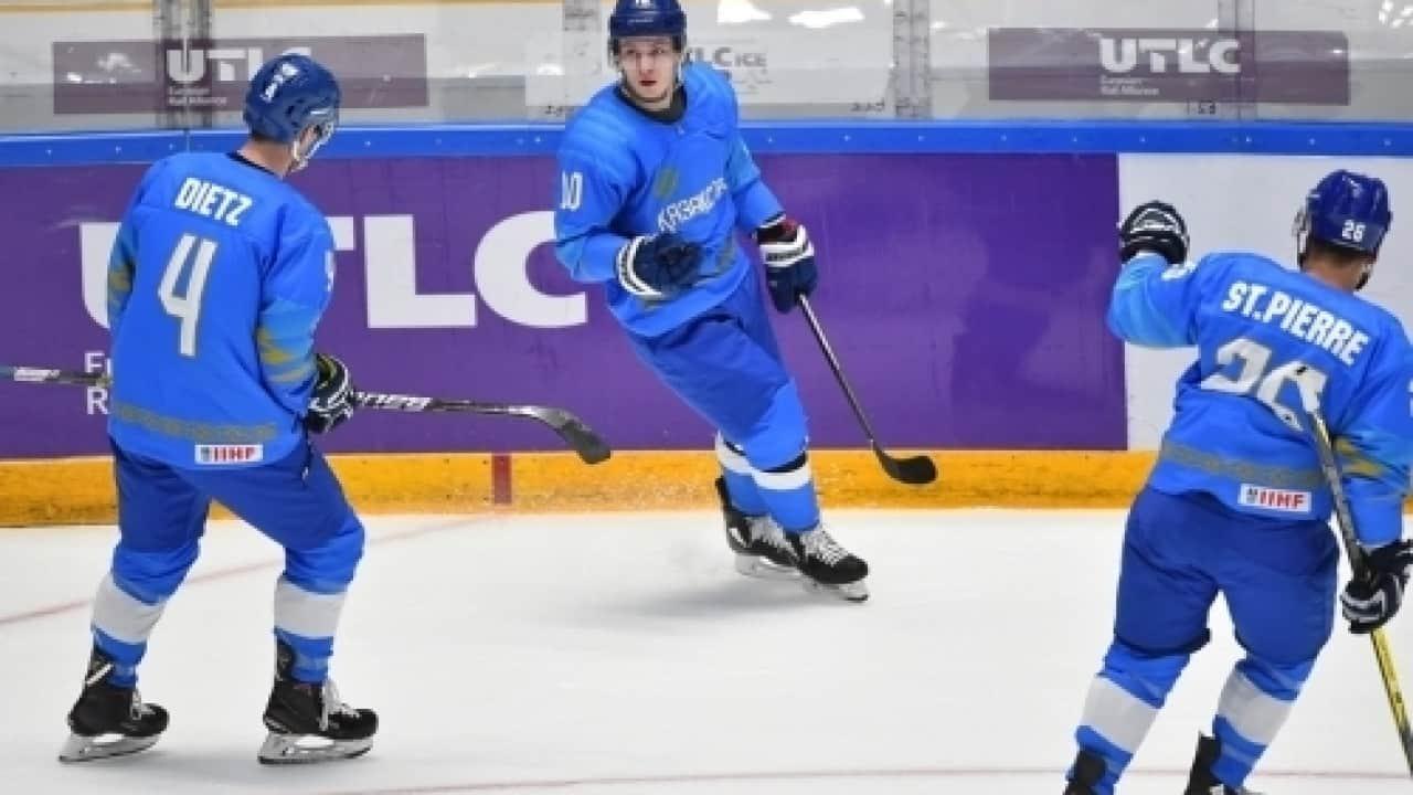 Сборная Казахстана победила Словению на ЧМ-2019, у Копитара — передача