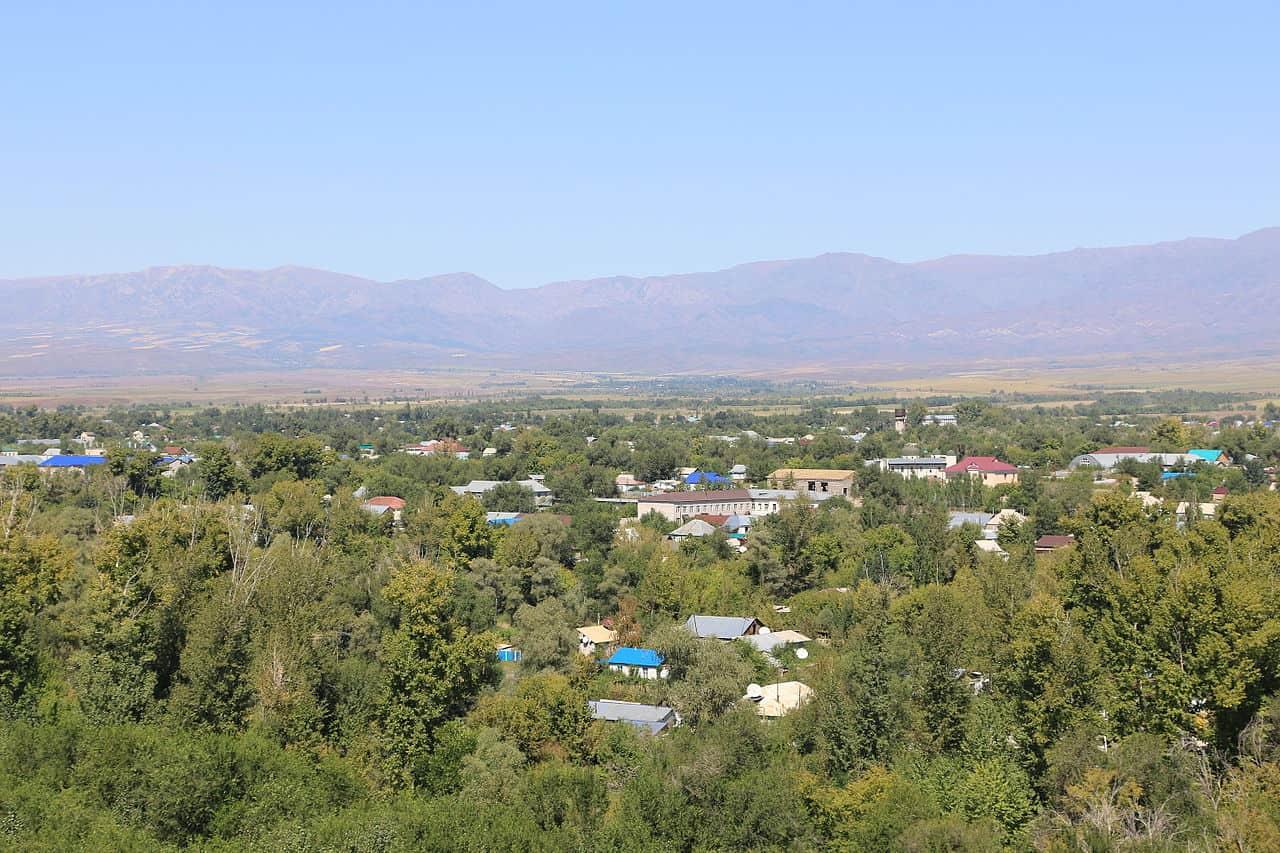 село Урджар, ВКО