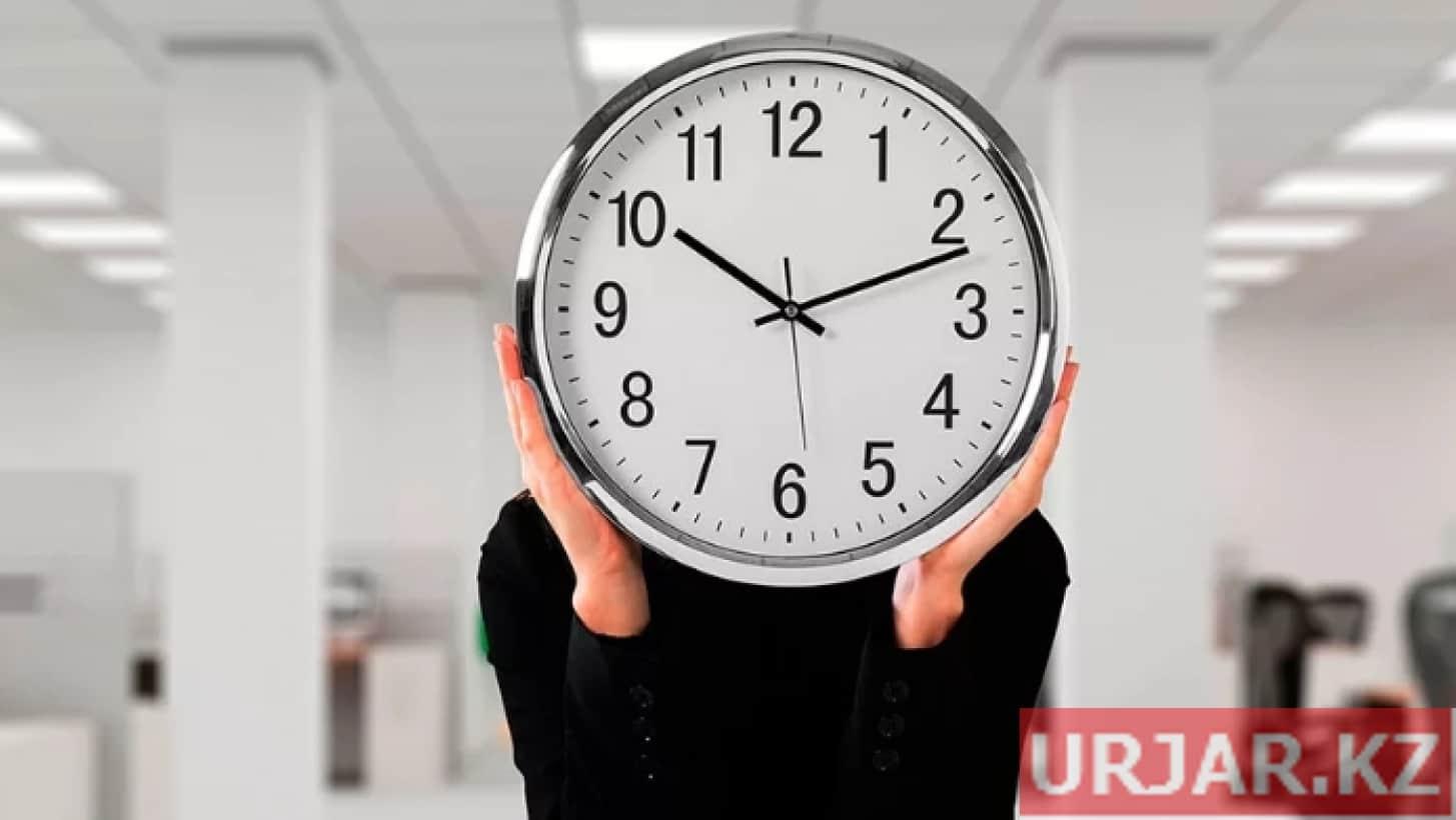 Сотрудники АДГСПК будут уходить домой на час раньше