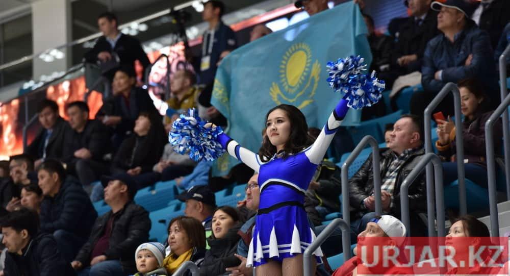 Чемпионат мира по хоккею 2019 в Нур-Султане