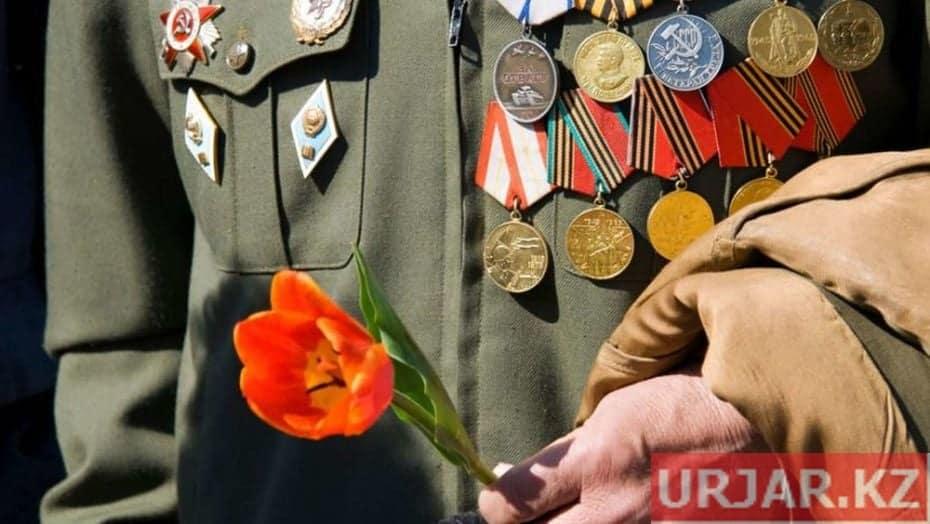 Ветераны войны ВКО получат ко Дню Победы по 543 тысячи тенге