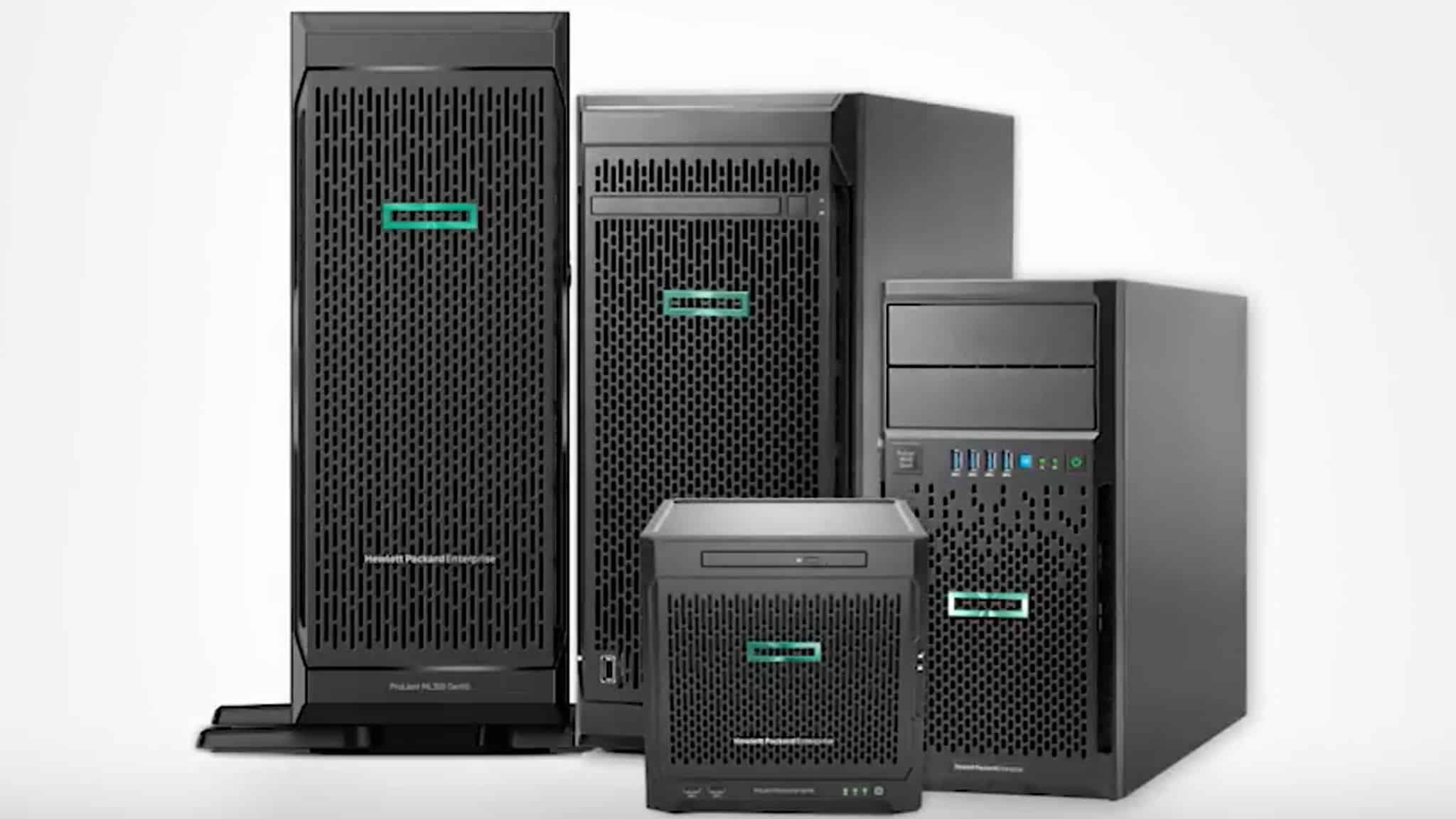 Заказ и доставка сервера