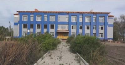 Строительство колледжа возобновили в Таскескене