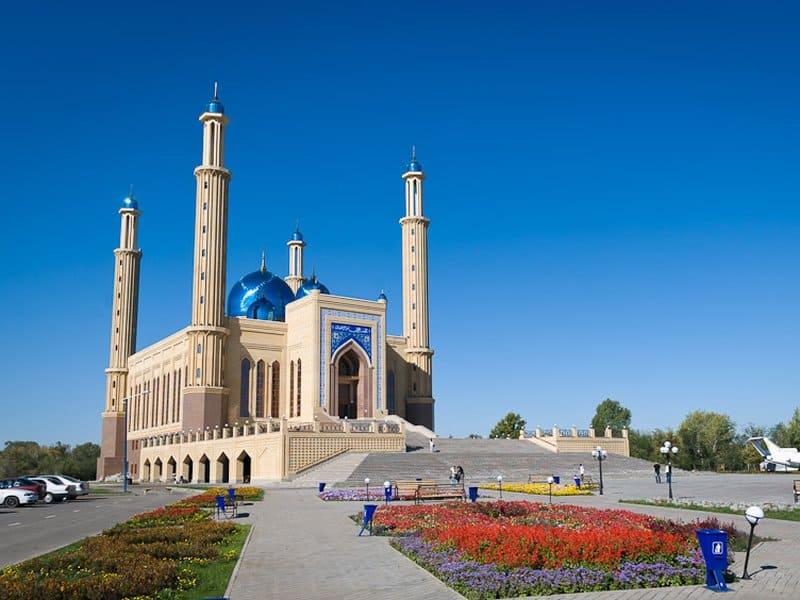Өскемен қаласындағы мешіт