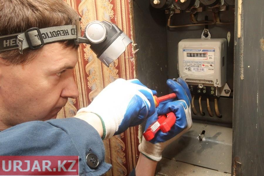 Замена электрического счетчика в Урджаре