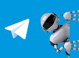 Бизнеске телеграм бот жасаймыз