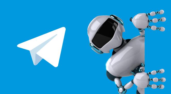 Создание телеграм бота для бизнеса